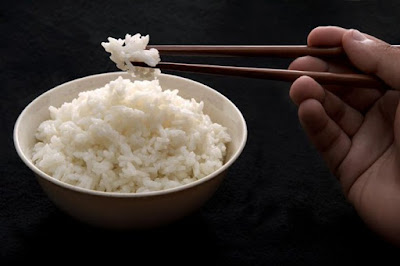 EATING MORE RICE COULD FIGHT OBESITY