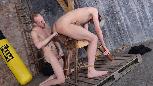 Sean Taylor & Derren Cross