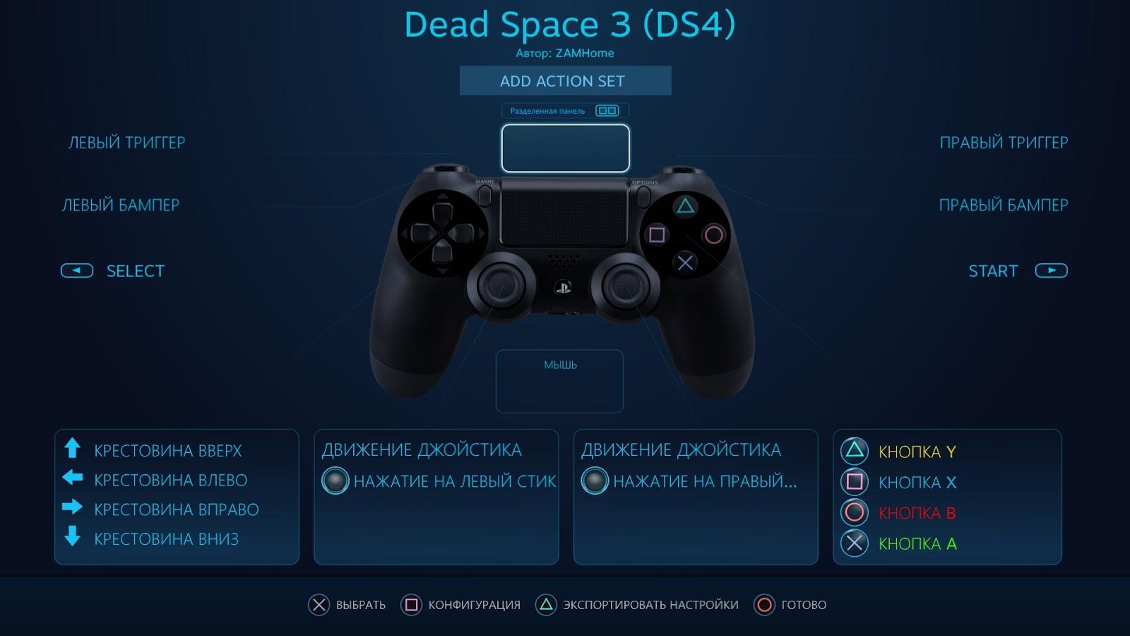 Всё о геймпадах : Геймпад Sony DUALSHOCK 4