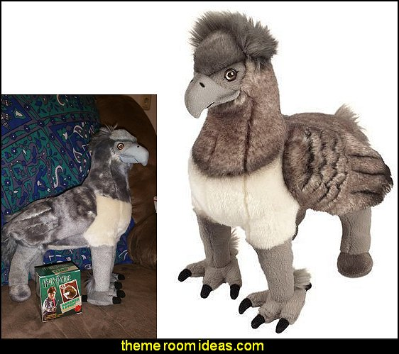 "Wizarding World Harry Potter Buckbeak 13"" Large Plush Doll"