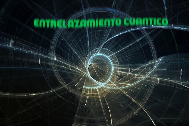 entrelazamiento cuántico mecanica cuántica