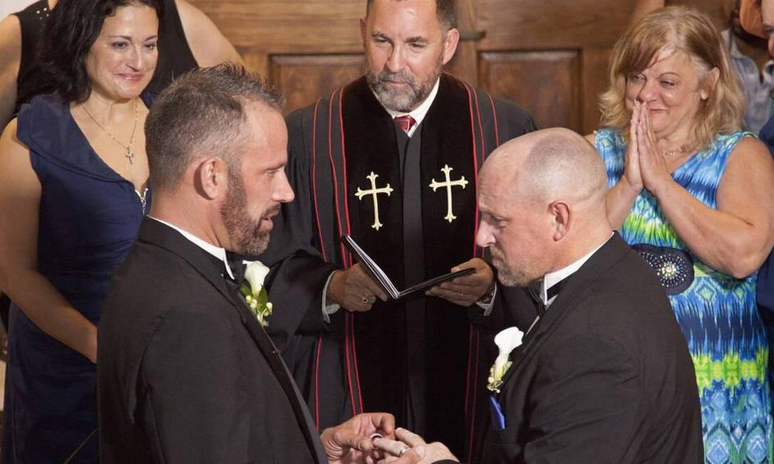 Igreja Presbiteriana dos EUA reconhece formalmente o casamento entre pessoas do mesmo sexo