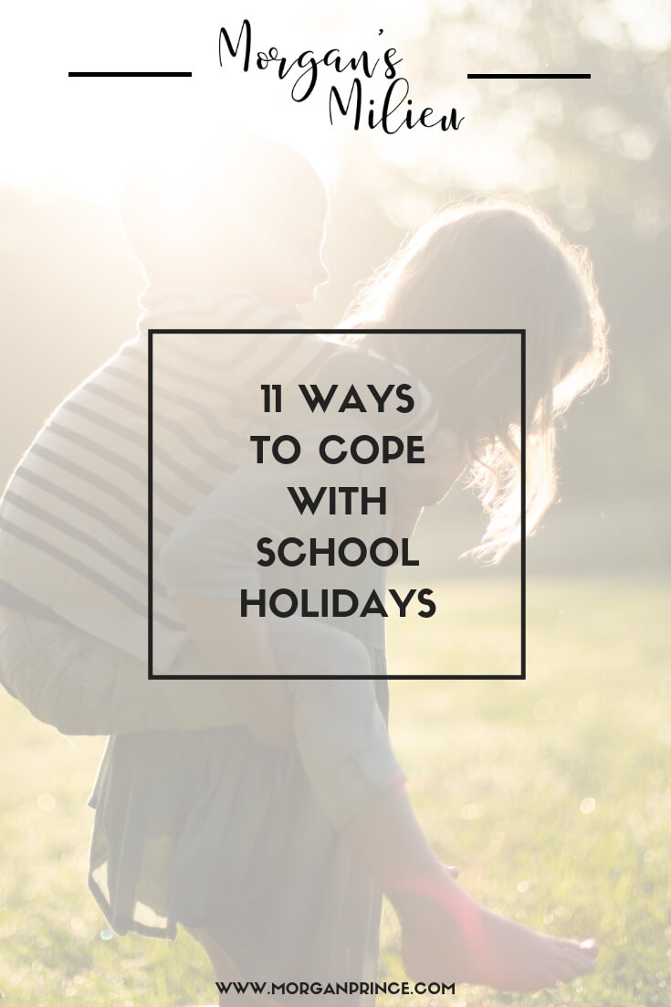 11 Ways To Cope With School Holidays | From video games to days out, there's something for you all to enjoy.