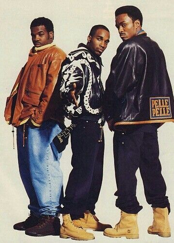 THROWBACK THURSDAY: Lords of the Underground (Hip Hop Trio)