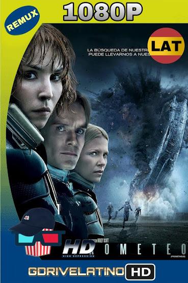 Prometeo (2012) BDRemux 1080p Latino-Ingles mkv