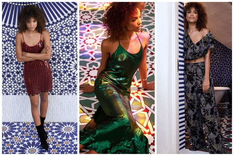 House of Harlow 1960 x REVOLVE's Groovy Fall 2017 Collaboration