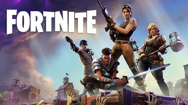 merupakan game yang dibentuk dengan mesin Unreal Engine  Info Spesifikasi Fortnite (Epic Games)