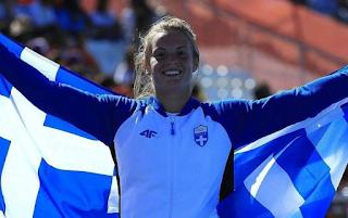 Ελίνα Τζένγκο: Το κoρίτσι από την Αλβανία είναι η νέα ηρωίδα του ελληνικού αθλητισμού