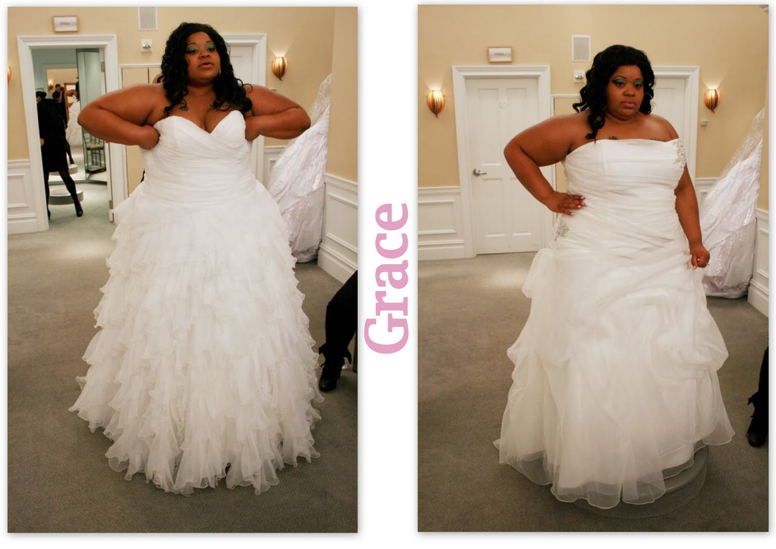 Say Yes To The Dress: Big Bliss...Mommy Dearest