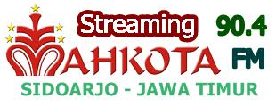 Streaming Radio 90.4 Mahkota FM Sidoarjo Jawa timur