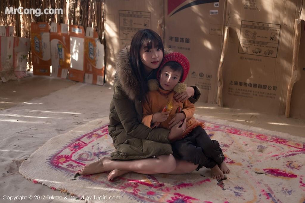 Image Tukmo-Vol.103-Qiu-Qiu-MrCong.com-001 in post Tukmo Vol.103: Người mẫu Qiu Qiu (球球) (43 ảnh)