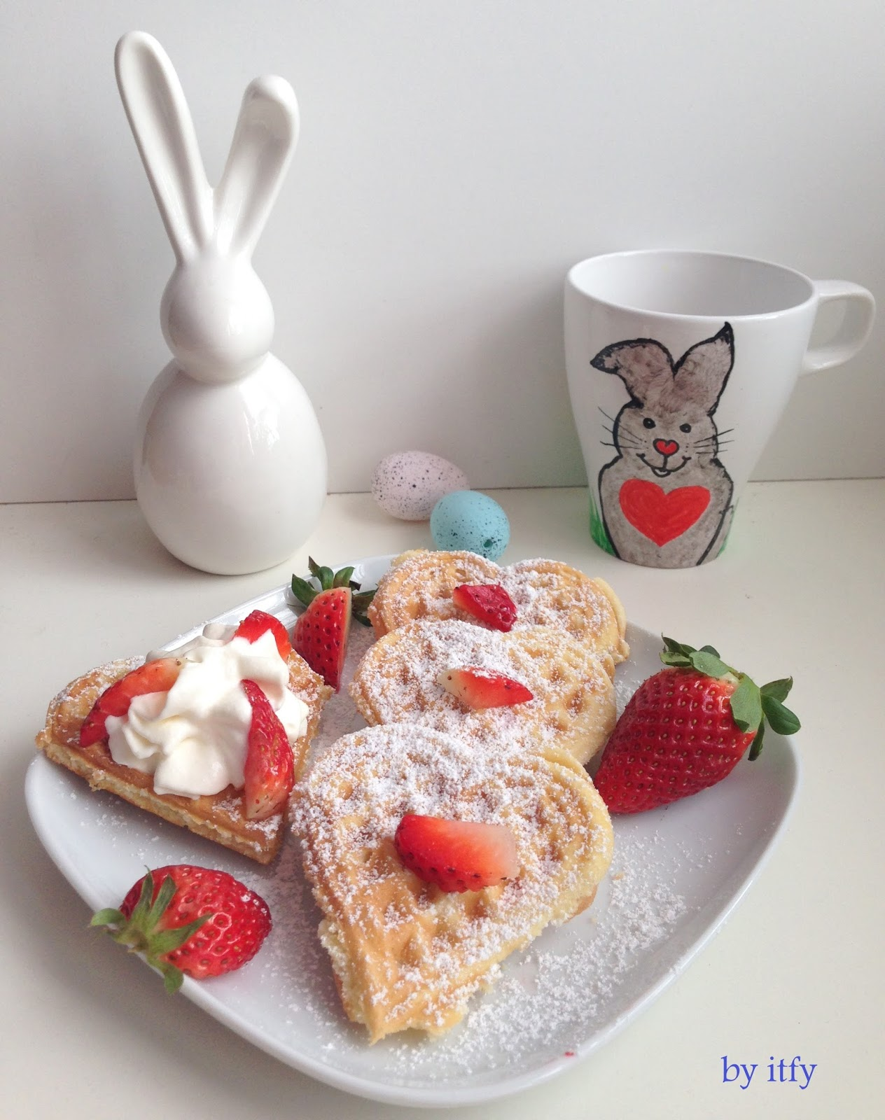 I TEST FOR YOU :-): DIY Häschen Tasse nicht nur zu Ostern