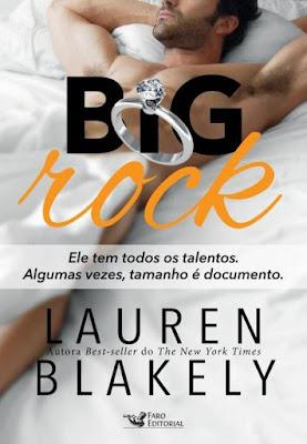 Big Rock - Lauren Blakely | Resenha