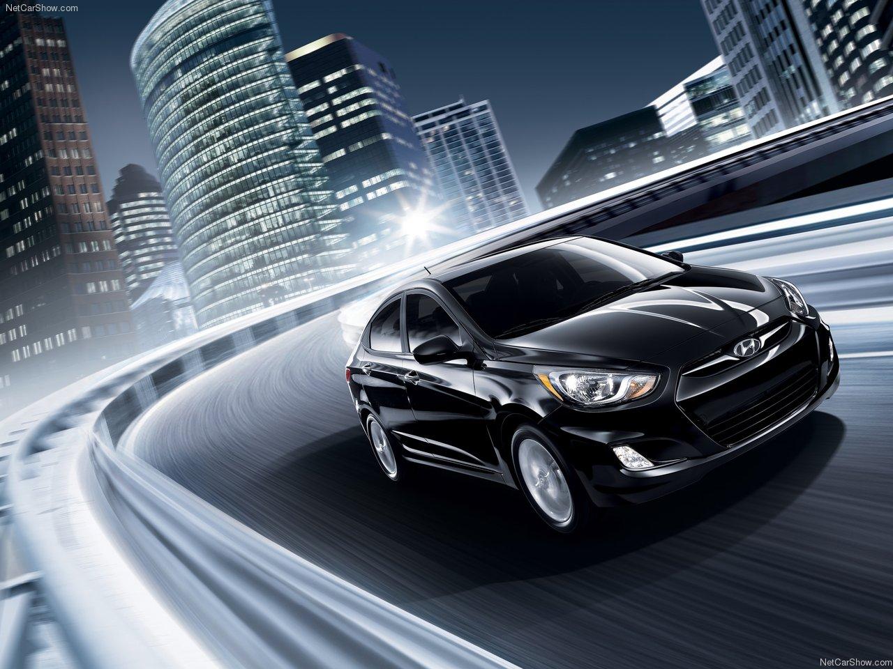Hyundai-Accent_2012-Cheapest Cars around the world