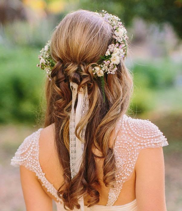 Romantic Wedding Hairstyles for Your Big Day.