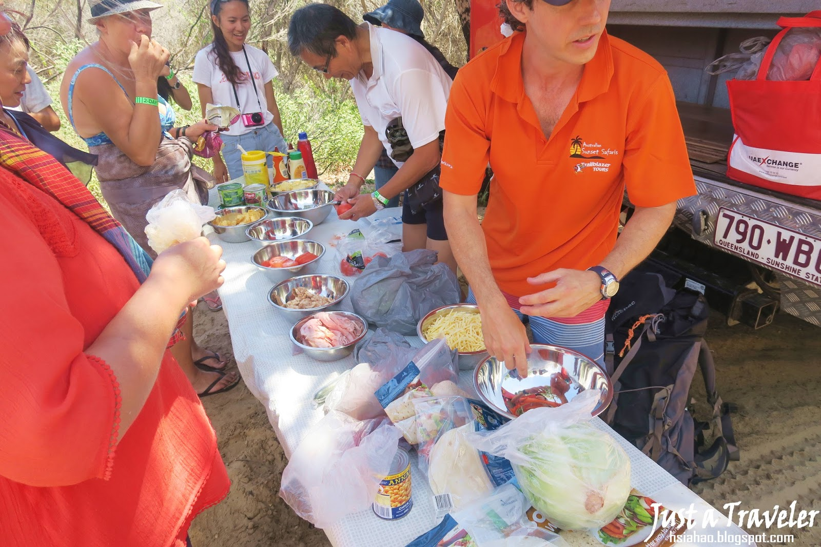 布里斯本-摩頓島-美食-推薦-旅遊-自由行-澳洲-Brisbane-Moreton-Island-Tourist-Attraction-Travel-Australia