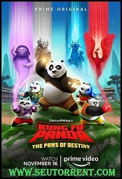 Kung Fu panda As Patas Do Destino Download Torrent 720p | 1080p (2019)