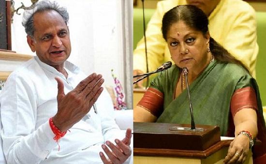 Jaipur, Rajasthan, Ashok Gehlot, Rajasthan Vidhan Sabha, Rajasthan Budget, Rajasthan Budget 2018, Vasundhara Raje Budget 2018, Ashok Gehlot on Rajasthan Budget, Jaipur News, Rajasthan News