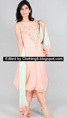 Latest Pakistani Dresses fashion