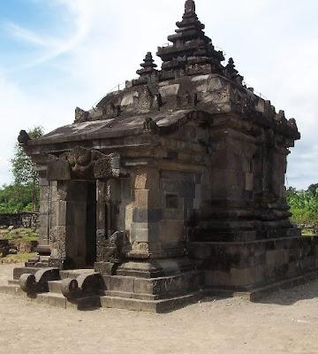 Candi Plaosan, Yogyakarta, Indonesia