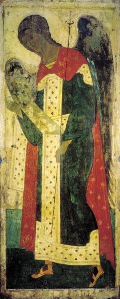 São Gabriel - Andrei Rublev e suas pinturas ~ Bizantino