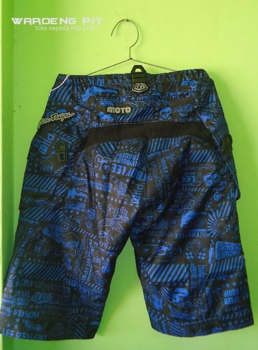 Jual Celana Sepeda TLD Ori (Asli) Biru