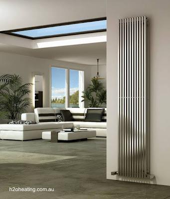 Radiador de calefacción residencial diseño contemporáneo