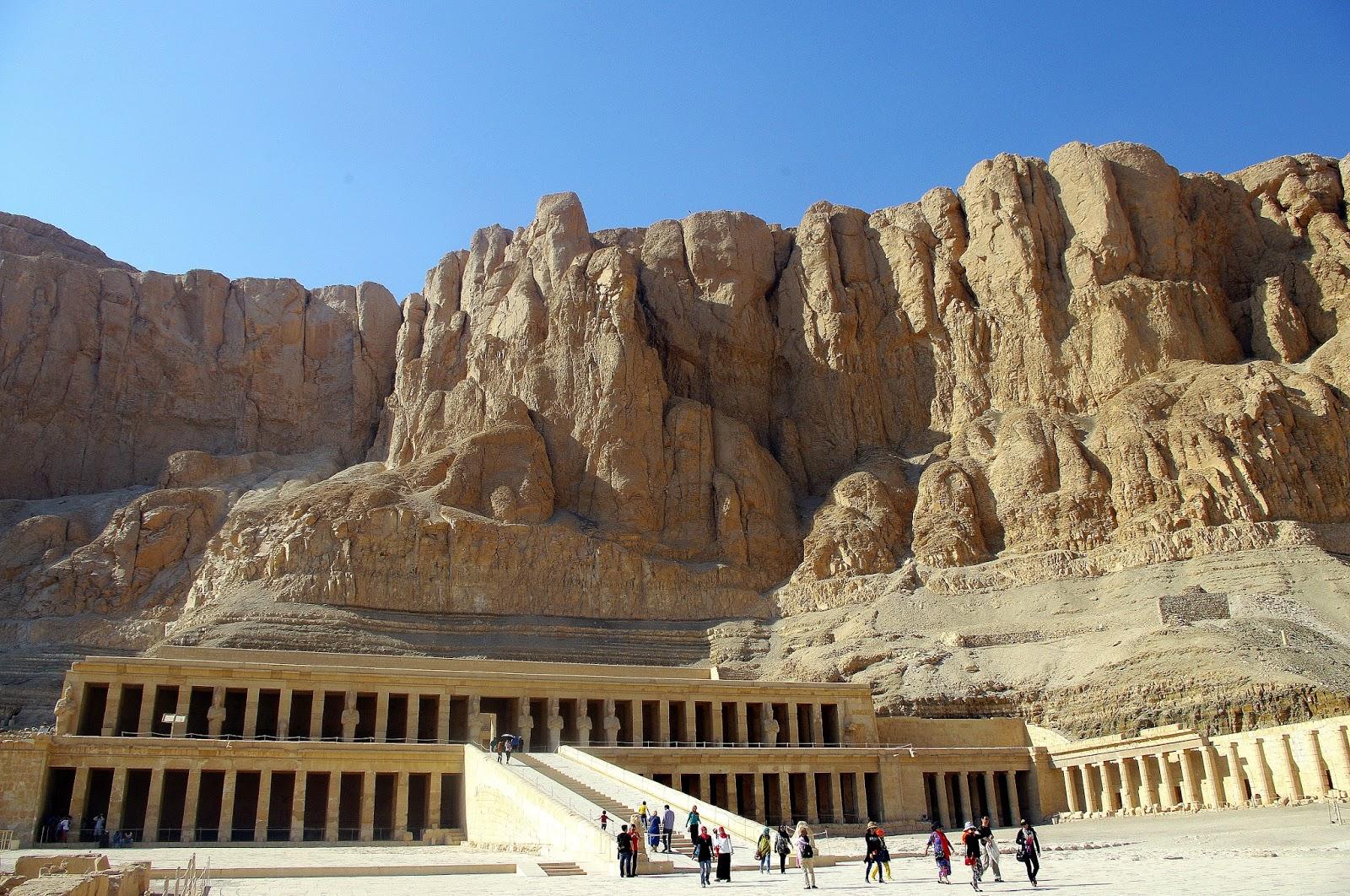 Świątynia Hatszepsut Luksor