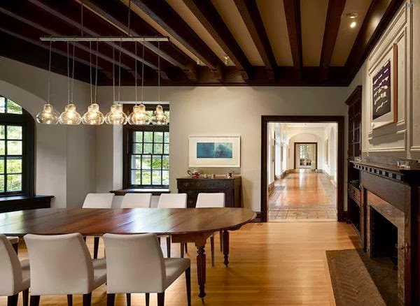 Wood Design for Living Room