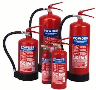 Alat Pemadam Api Dry Chemical Powder Ruang Kantor