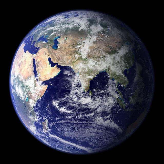 NASA Dan Flat Earth Salah, Ternyata Bentuk Bumi Sebenarnya Seperti Ini... - Bumi Bulat