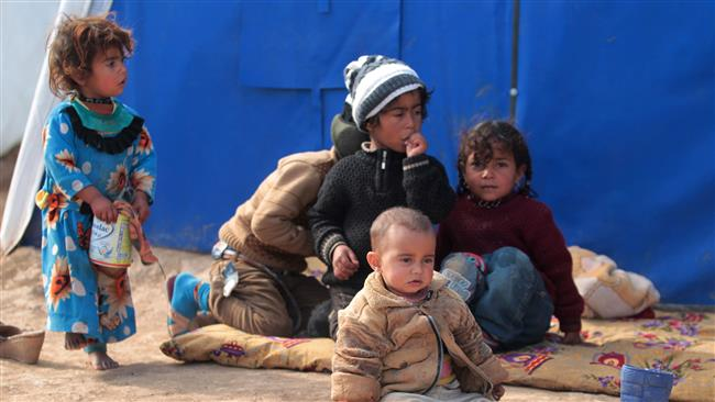 Takfiri Daesh terrorists executes 200 Iraqis summary-style near Mosul: Report
