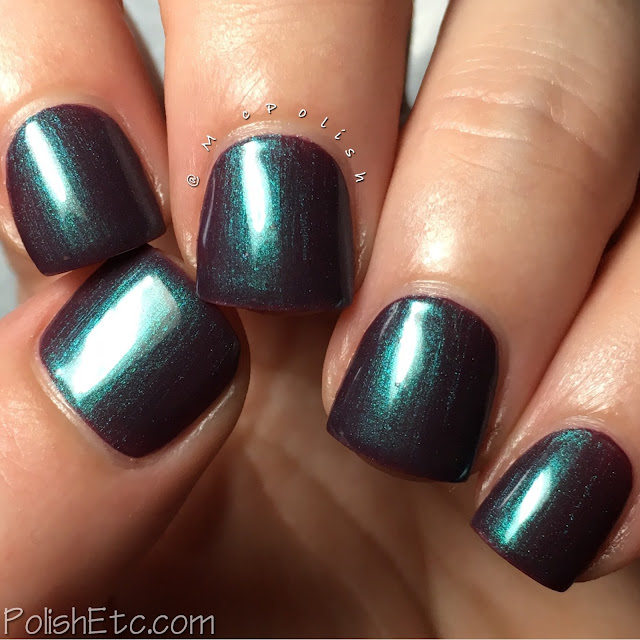 Native War Paints - Turquoise Carnival Collection - McPolish - Deep Fried Everything