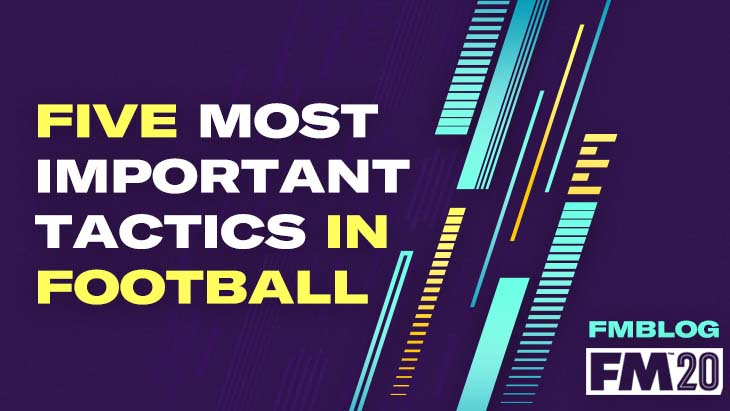 Here Are the Five Most Important Tactics in Football