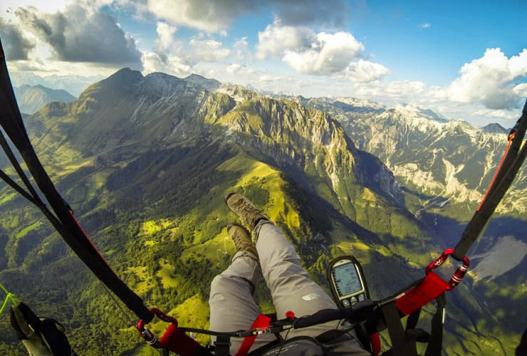 5. Julian Alps, Tolmin and Bohinj Regions, Slovenia - Top 10 Paragliding Sites