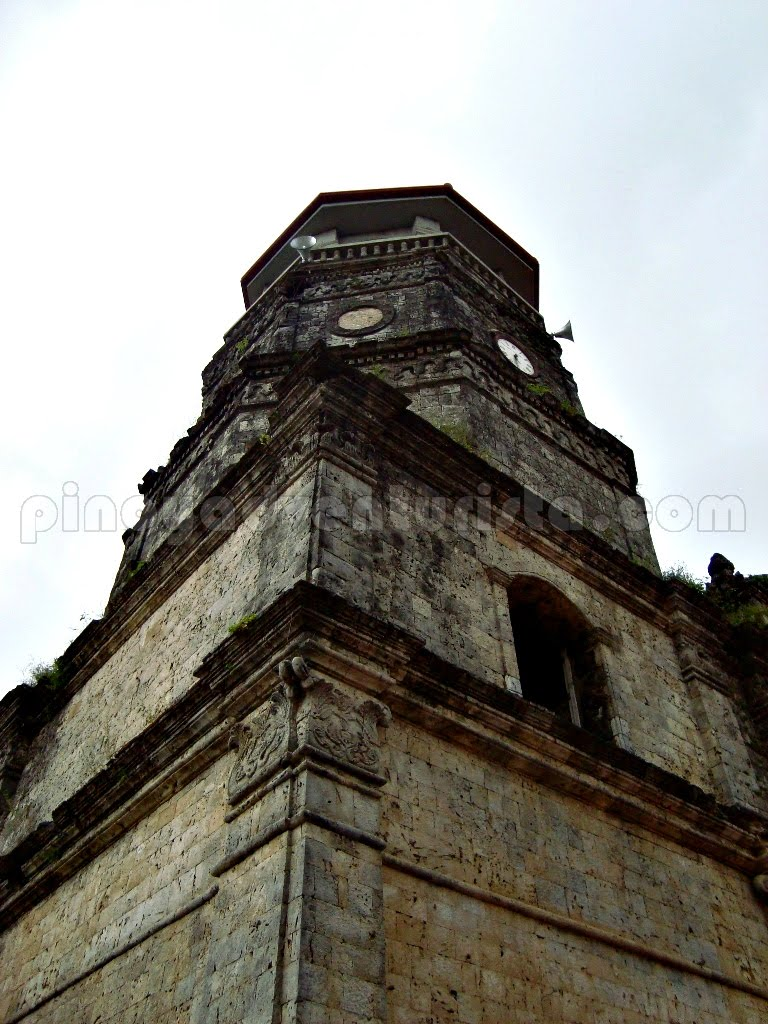 Capiz - Pan-ay Church and the Biggest Catholic Church Bell in Asia