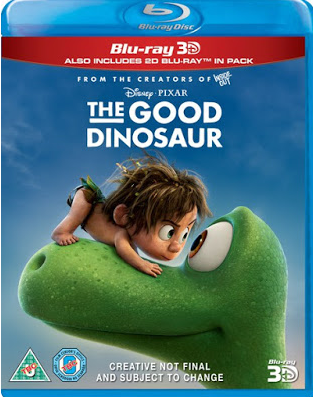 The Good Dinosaur 2015 Hindi Dual Audio 300MB
