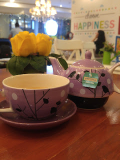 Vanilla Cupcake Cafe Trinoma