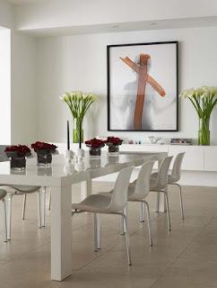 table rectangulaire pour manger