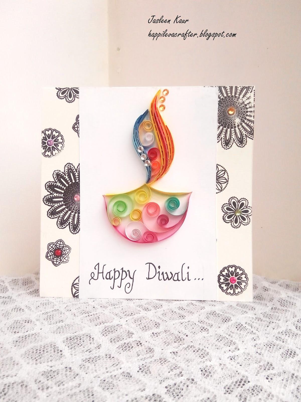 indian quilling challenge make it festive diwali cards