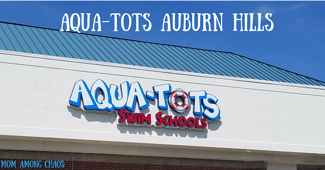 Aqua Tots Auburn Hills, new location, swimming, learning, education