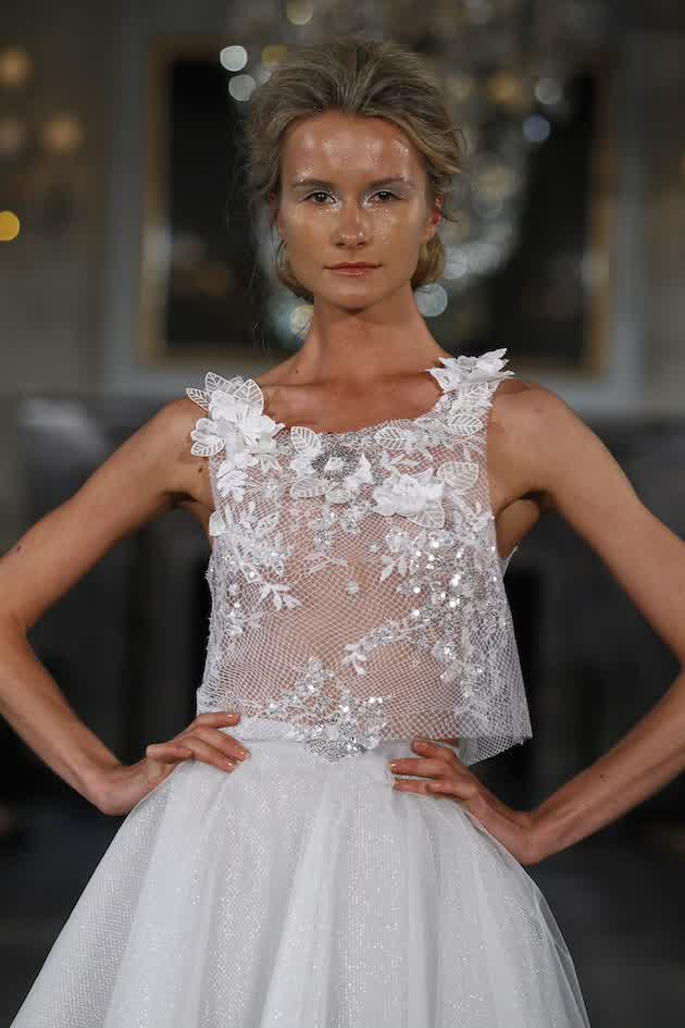 Daring brides see through wedding dresses 2016 wedding for See through wedding dresses
