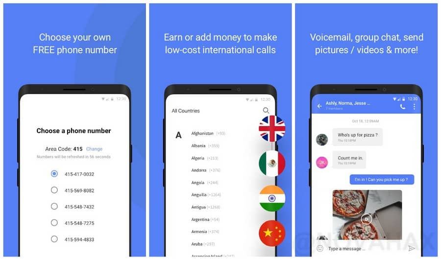download textnow apk for iphone