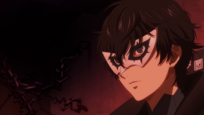 Persona 5 the Animation Episode 5 Subtitle Indonesia