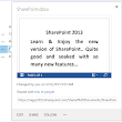 A Point For Sharing On SharePoint Server (2007, 2010): Document Preview in SharePoint 2013