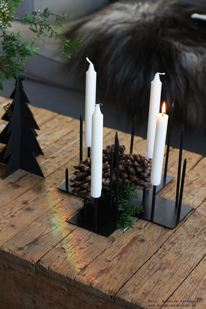 annelies design, webbutik, webshop, gran, granar, jul, julpynt, candle cross, ljusstake, ljusstakar, advent, adventsljusstake, dekoration, inredning, fårskinn, Oohh, vardagsrum,
