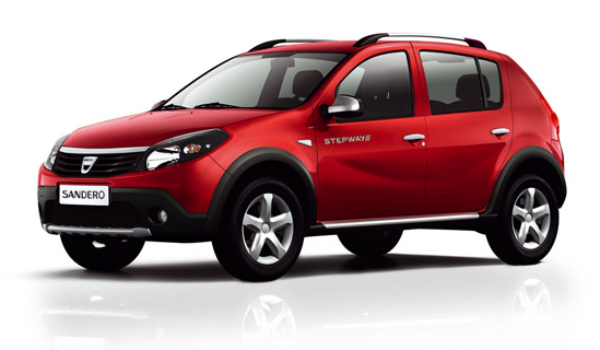 dacia sandero stepway review cars gallery. Black Bedroom Furniture Sets. Home Design Ideas