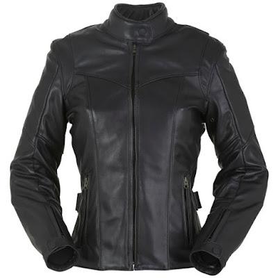 Gambar Jacket Kulit Wanita Motor