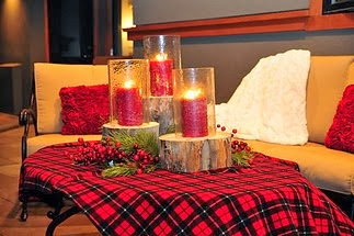 Homes for the Holidays- Fundraiser Feature! Lemonthistle.blogspot.com