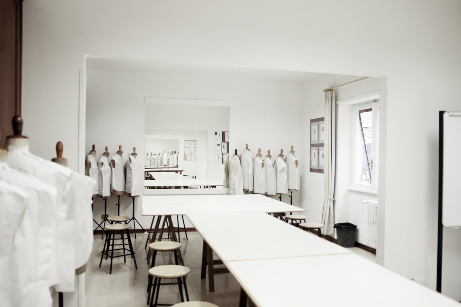 The tailoring laboratory